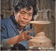 禹州钧瓷烧制技艺非物质文化遗产传承人孔相卿