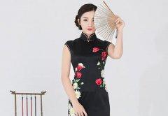 上海旗袍、杭州丝绸香云纱展空降禹州梨园国际酒店!