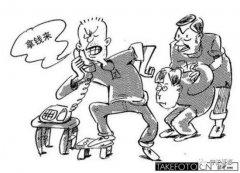 禹州公安局政委走访中查获一条敲诈勒索犯罪线索