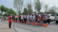 禹州市社区矫正助力文明城市创建