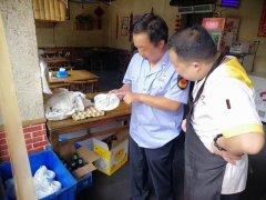 禹州市场监管局持续开展餐饮业一次性集中消毒餐具违规收费专项整治行动