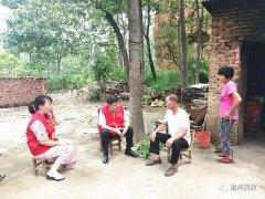 禹州市民政局积极开展脱贫攻坚问题排查整改落实活动