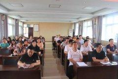 """禹州市审计局开展""""倡导绿色生活 反对铺张浪费""""活动"""