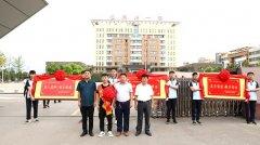 禹州市理科第一名靳吉洋的感恩之旅