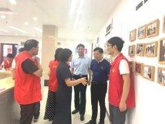 禹州市中心医院共驻共建,党员志愿服务进社区