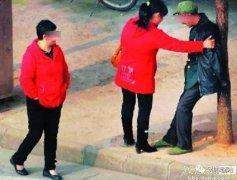 """禹州颍川:一女子涉嫌""""拉客招嫖"""", 被巡逻民警逮个正着"""