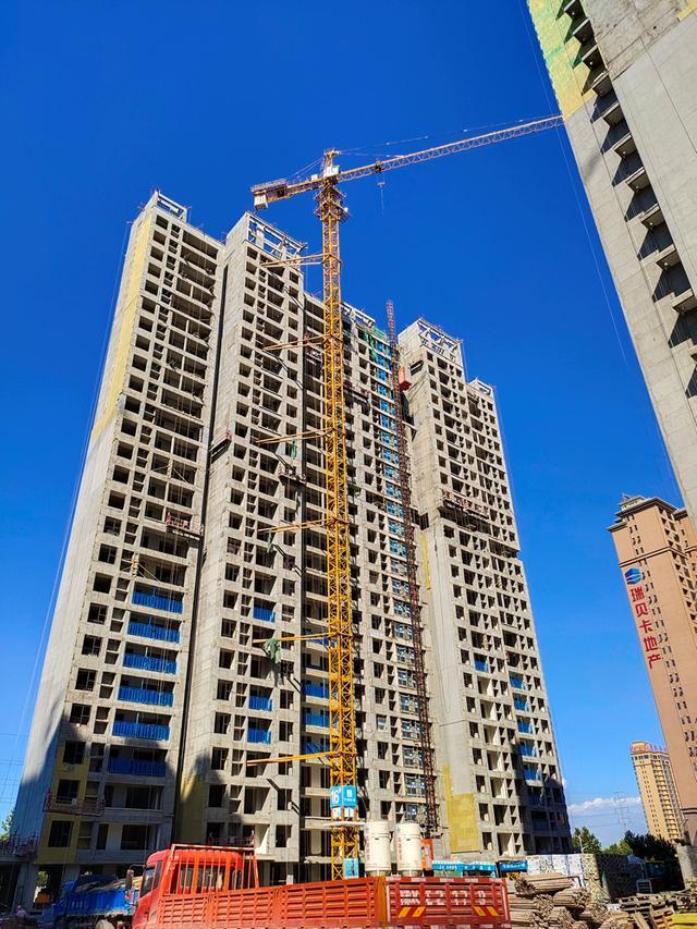 禹州建业桂园9月工程进度,丹桂飘香时,家书伴秋来