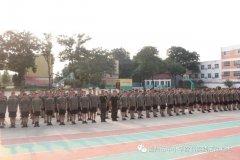 禹州市2020年新兵役前教育训练进行中