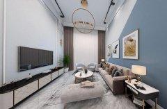 禹州一品装饰金域蓝湾现代简约风装修设计效果图