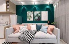禹州一品装饰梦想家园现代简约装修设计效果图