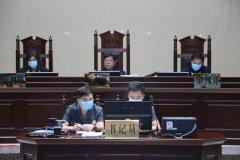 禹州8人涉恶团伙垄断医院太平间敛黑财一案开庭受审!