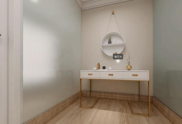禹州一品装饰梦想家园轻奢装修设计效果图