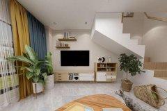 禹州一品装饰梦想家园北欧风装修设计效果图