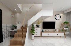 禹州一品装饰梦想家园现代北欧风装修设计效果图