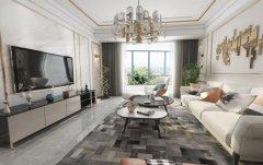 禹州一品装饰八套客厅装修设计效果图赏析