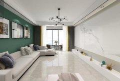 禹州一品装饰三室两厅简约风装修设计效果图