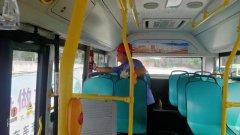 禹州公交开展节前安全技术检查 确保安全出行