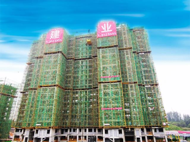 禹州建业大城小院10月工程进度,家音如约而至预鉴美好未来