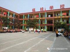 禹州福娃学校2020年秋季运动会