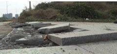 禹州网红游园基础设施损毁严重!