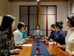 禹州首期钧瓷茶艺师研修培训班圆满结束