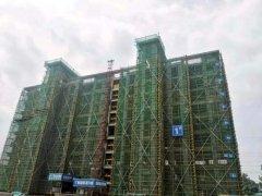 禹州建业春天里12月工程进度丨冬意渐浓,家音暖心