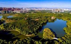 禹州耀润学府上院毗邻城市生态资源 雕琢公园生活新范本