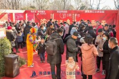 禹州海盛湖滨豪庭网红美食节圆满落幕!