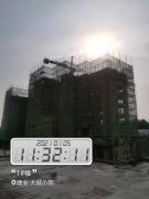 禹州建业大城小院1月份工程进度丨新年焕新颜,家音暖心间