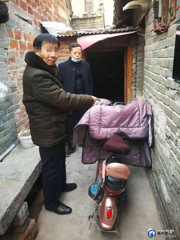 禹州反扒民警抓获盗窃电动车电瓶70余块的流窜案犯