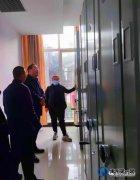 禹州市住建局 提升完善设施设备,档案管理争做一流