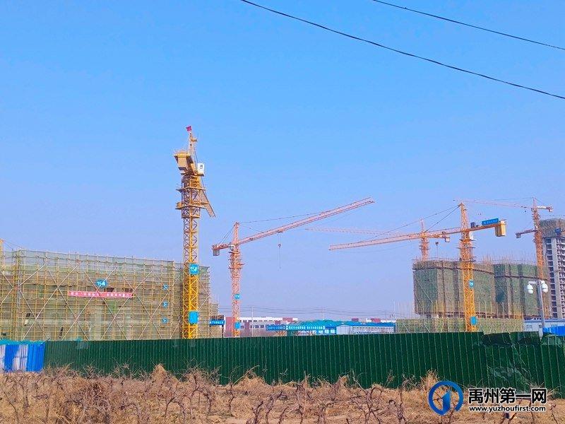 禹州天润府实景图
