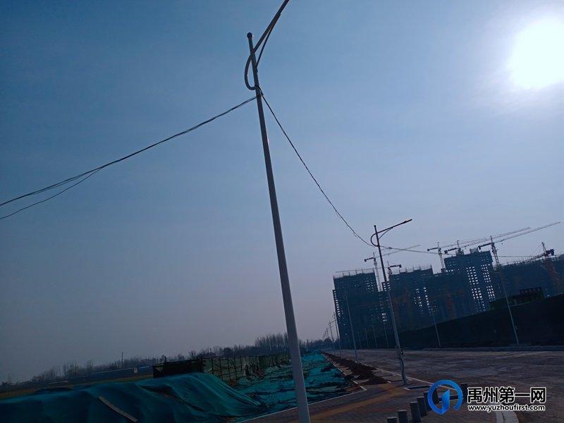 禹州海盛湖滨豪庭实景图