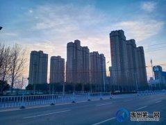 禹州新龙华庭2月份工程进度