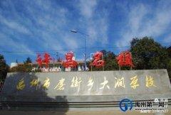 2021禹州大涧学校中招誓师大会