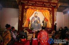 今天,禹州一场宏大的祭拜仪式在北关举行!