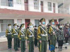 """禹州南区学校举行""""新风貌,新气象,新目标""""主题升旗仪式"""