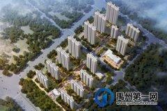 禹州碧桂园城市之光6#、8#楼取得商品房预售许可证