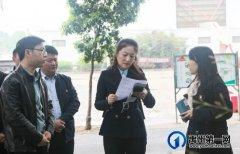 禹州市政府副市长赵丽娟调研我市农村中小学校舍危房建筑情况