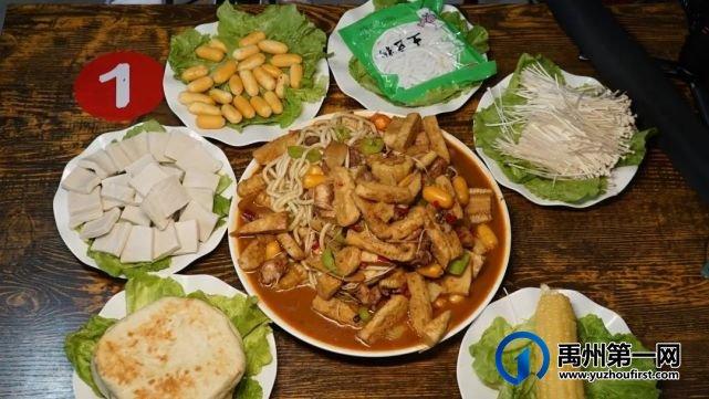 禹州鲜董记鸡子炒馍美味到让小编飙泪!