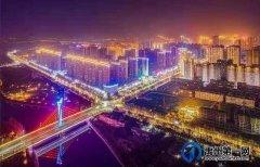 喜迎建党100周年 !亮化工程让禹州夜景璀璨如画