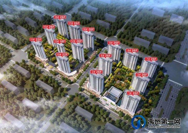 禹州信友天润府三期16#楼取得商品房预售许可证