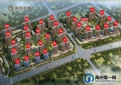 禹州锦绣华城二号院3#、5#、6#、3#5#附属商业楼取得商品房预售许可证