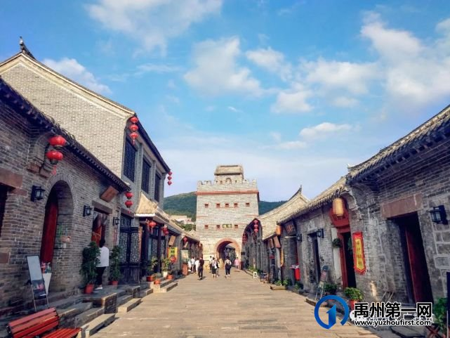 中国唯一活着的千年古镇·神垕