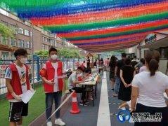 """战""""疫""""展示青春风采,禹州一高学生疫情防控第一线有担当"""