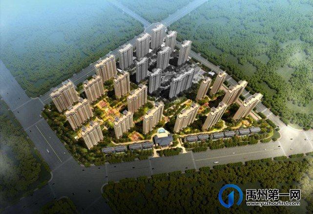 禹州金石星河湾2#、3#楼取得商品房预售许可证