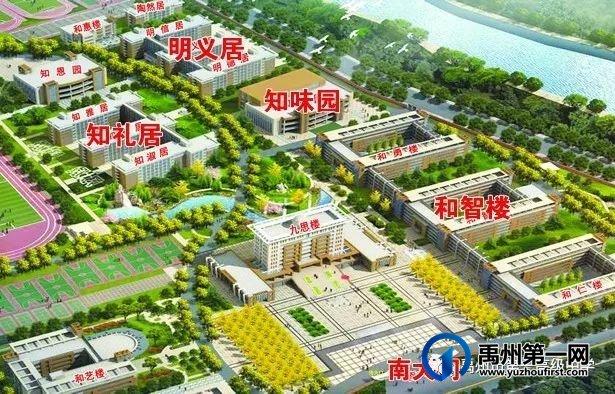禹州市第一高级中学@2021级新生代,开学须知发布啦!