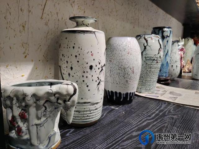禹州槐树湾国际裸烧陶艺村 杨根成艺术馆