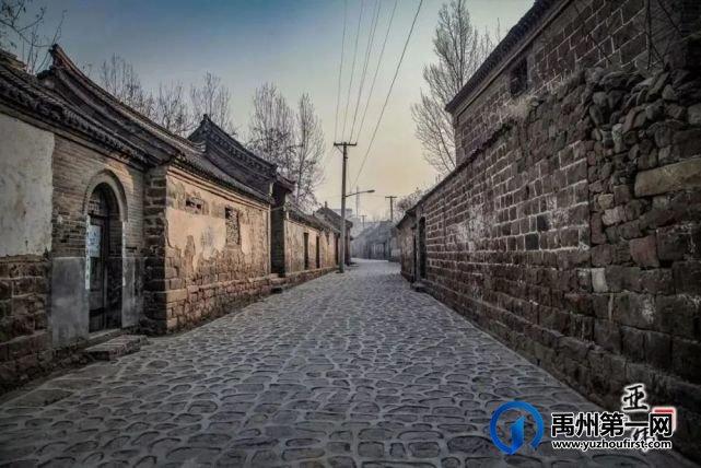 """禹州的美丽乡村""""扒村"""" 徙水墨瓷中款款走来的原始村落"""