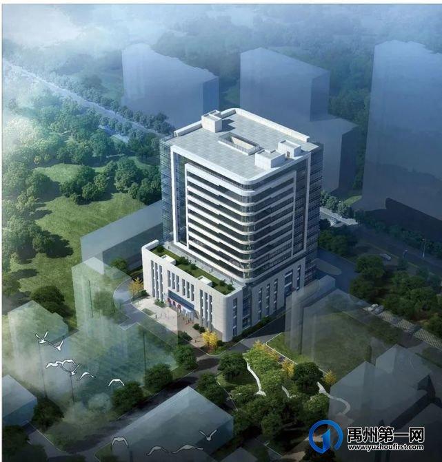 禹州中心医院病房楼、车管所驾考中心即将开建